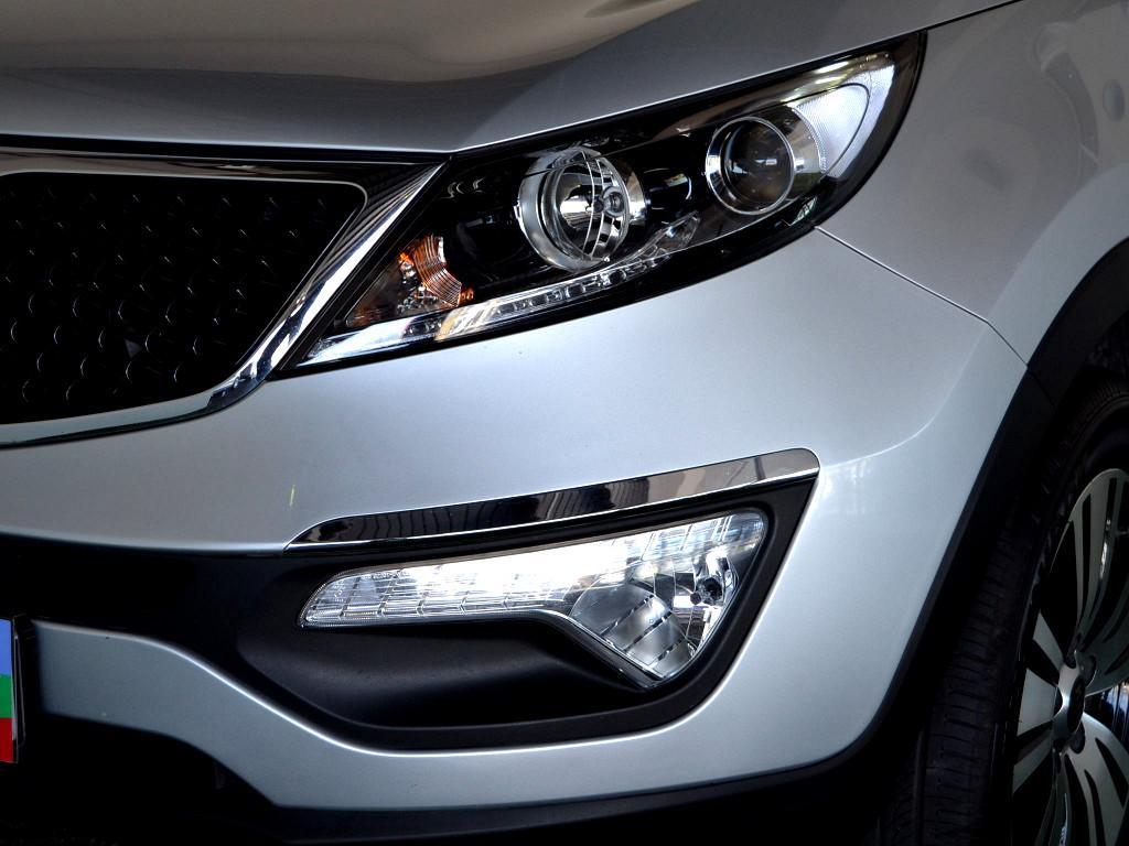 2017 KIA SPORTAGE AWD 2.0D MAN SR