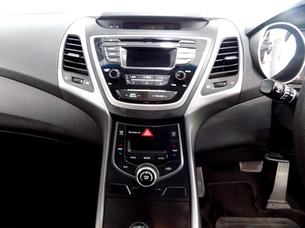 2014 ELANTRA 1.6 PREMIUM AUTO FACELIFT