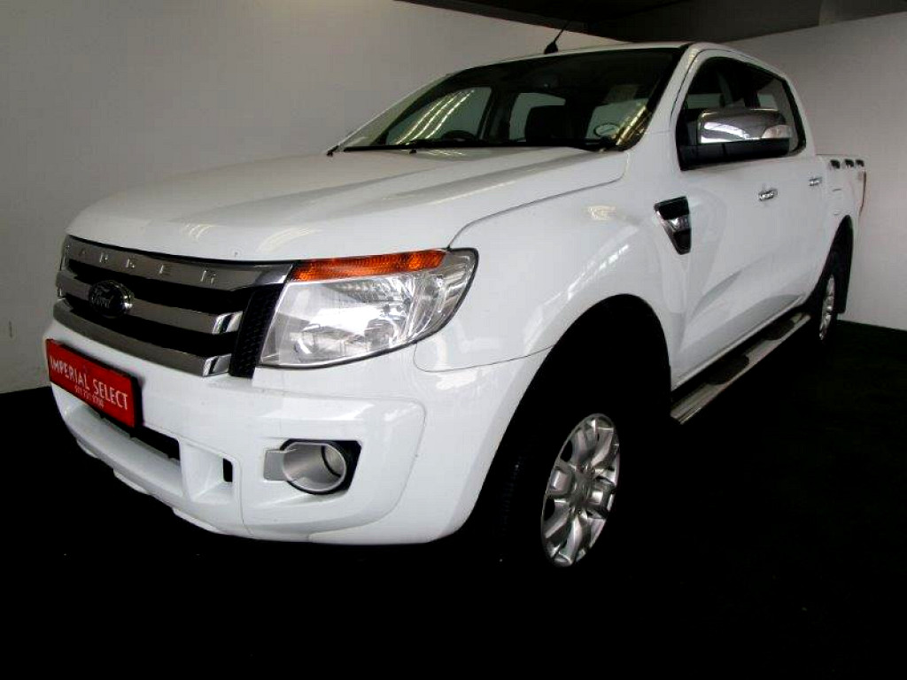 2013 FORD RANGER 3.2 TDCi XLT 4X4 D/CAB AT
