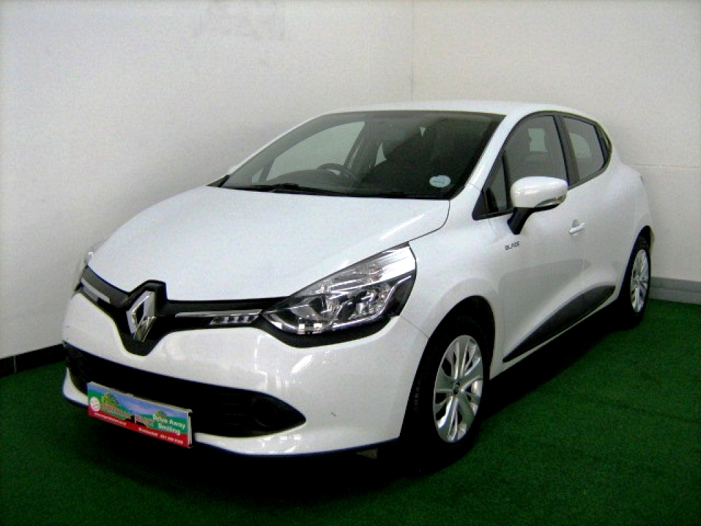 2016 RENAULT CLIO 4 0.8 BLAZE LIMITED EDITION TURBO