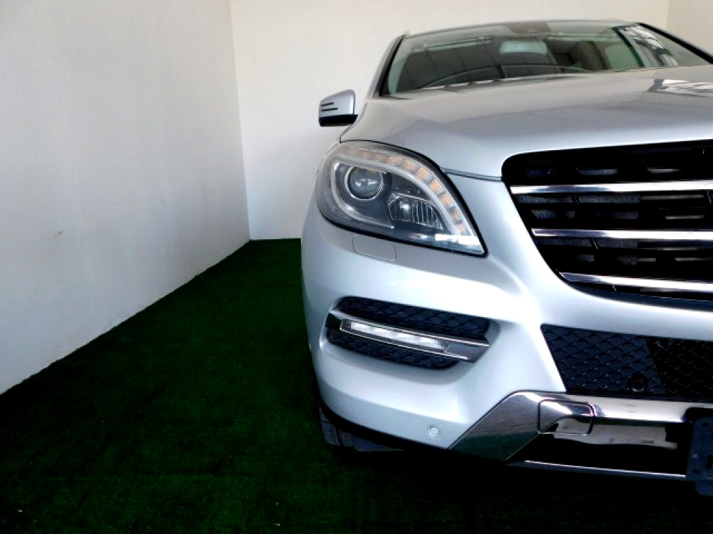 2012 MERCEDES ML ML 350 BlueTEC 4MATIC