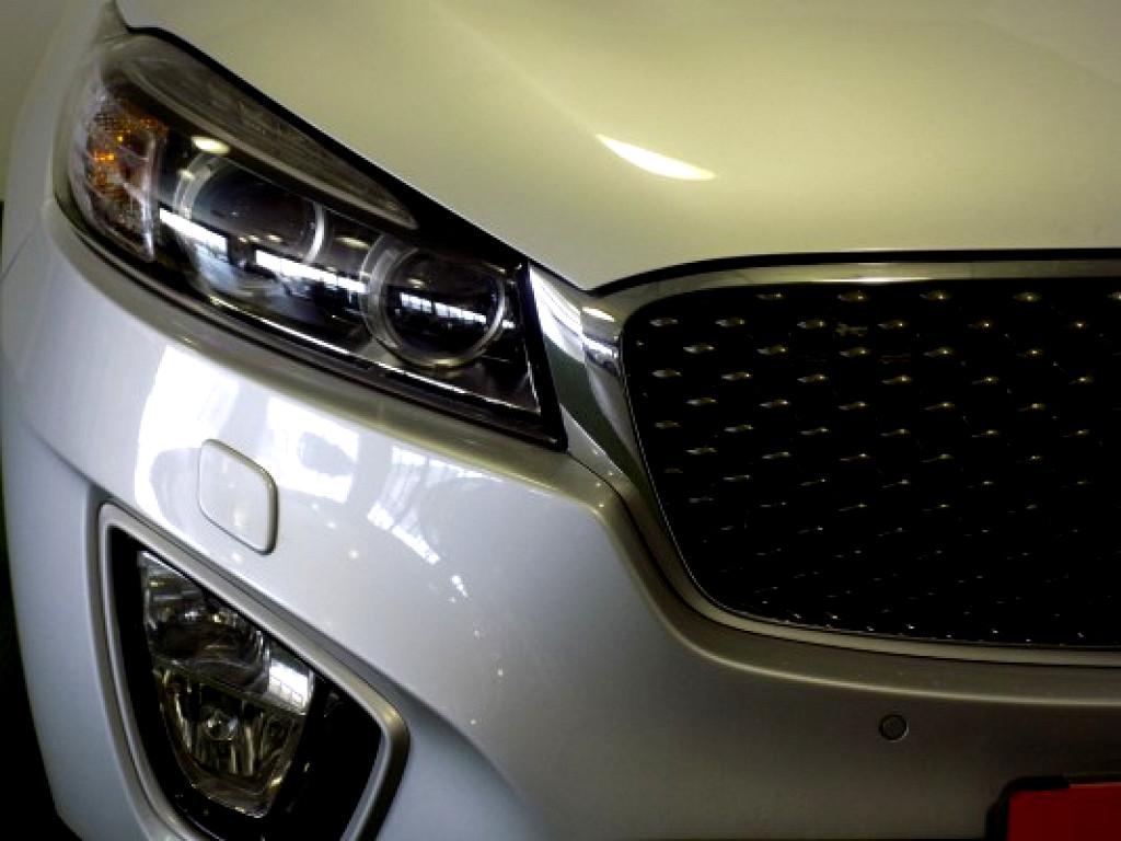 2017 KIA SORENTO 2WD 2.2D AT LX 7 SEAT
