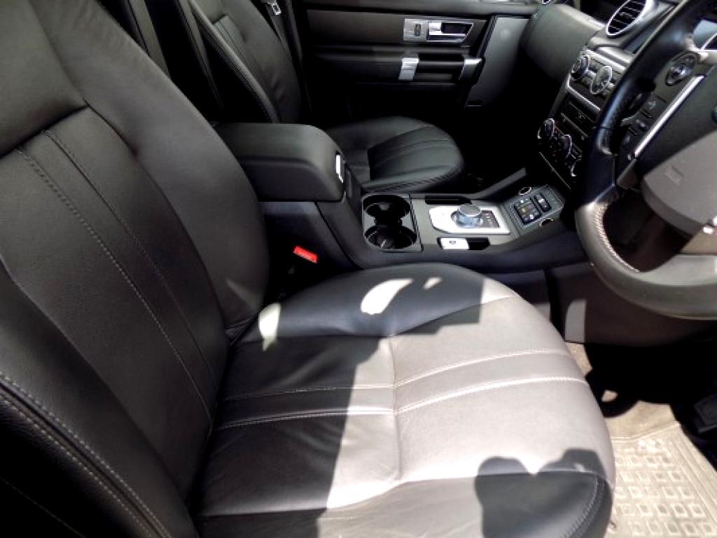 2014 Land Rover Discovery 4 3.0 TD/SD V6 SE