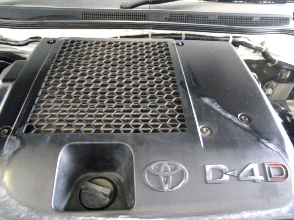 2012 TOYOTA HI‑LUX 2005 ‑ 2016 HILUX 3.0 D‑4D RAIDER 4X4 A/T P/U D/C