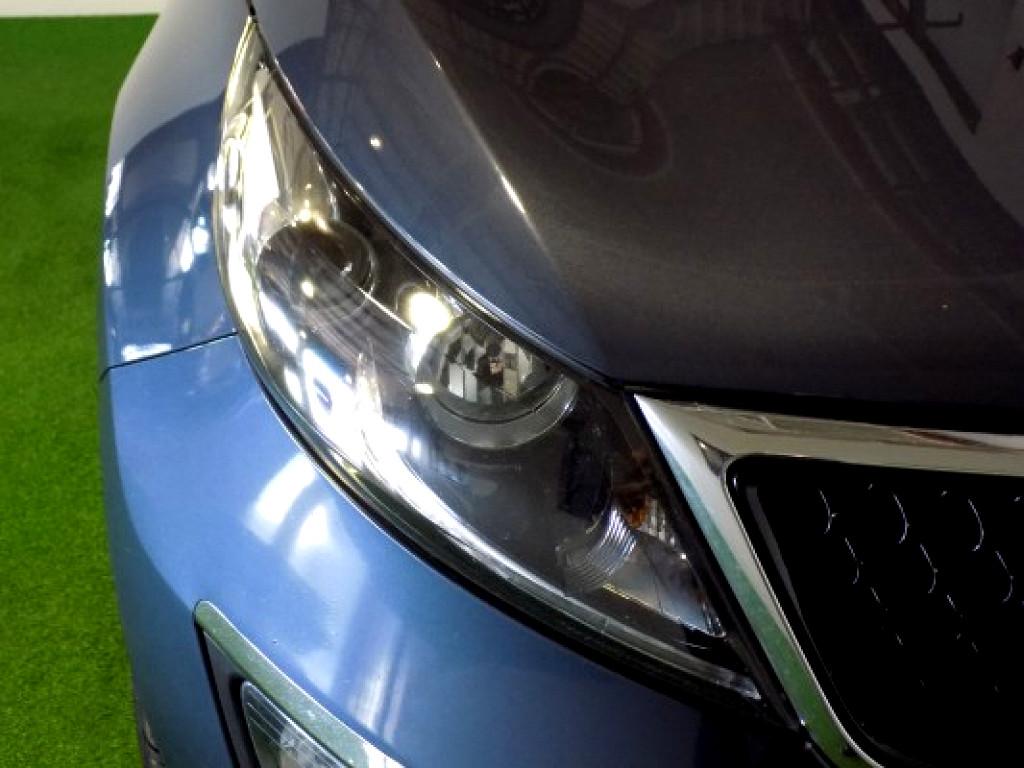 2015 KIA SPORTAGE 2WD 2.0P MAN IGNITE