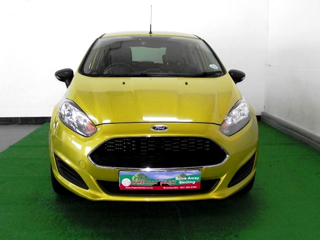 2016 FORD FIESTA 1.0 ECOBOOST AMBIENTE