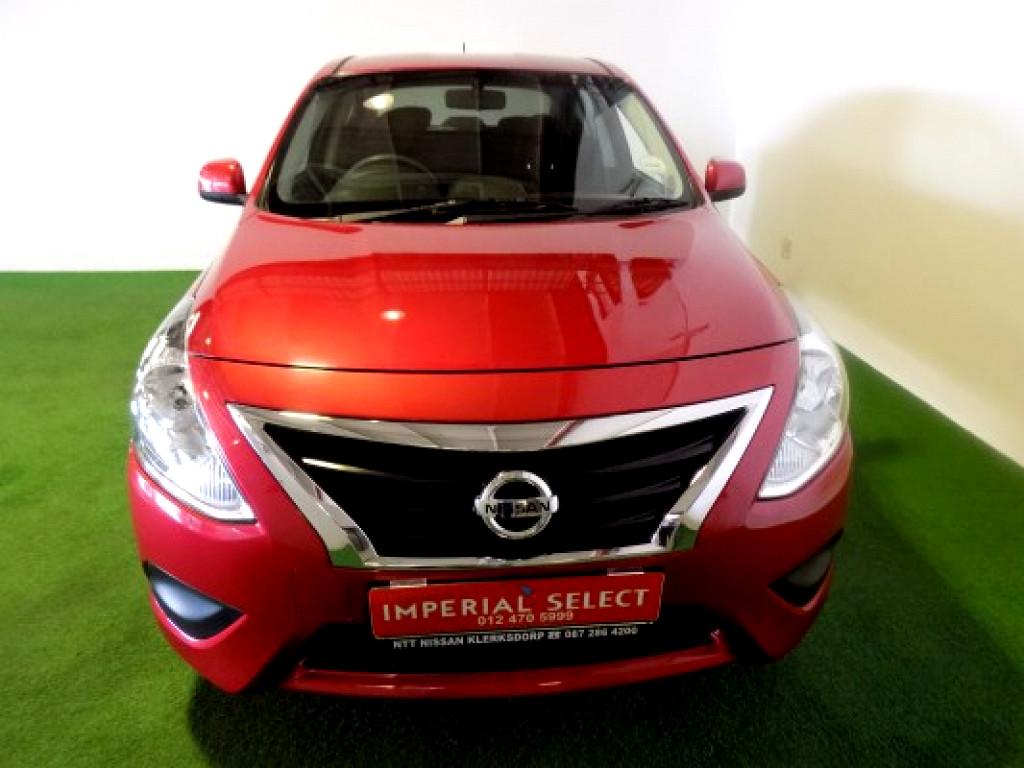 2016 Nissan Almera 1.5 Accenta