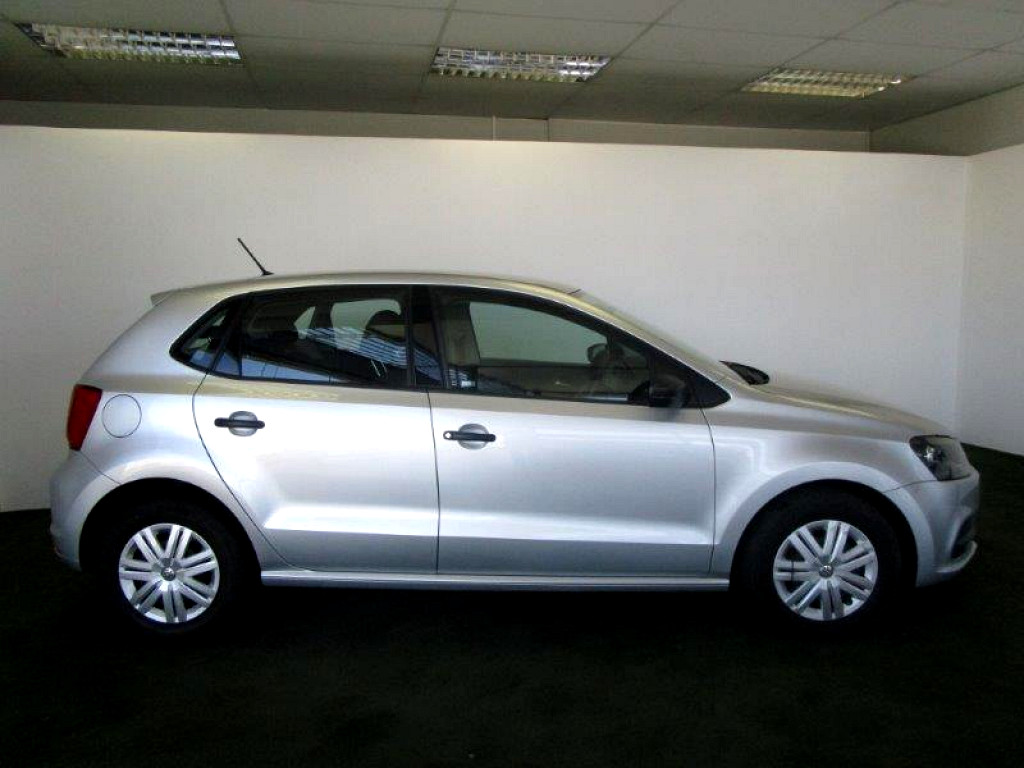 2015 Volkswagen Polo 1.2 TSI Trendline at Imperial Select ...