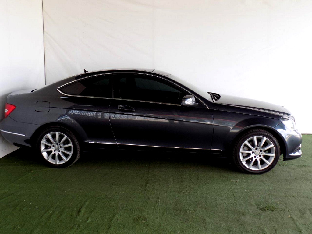 2014 MERCEDES C CLASS 2007 ‑  C180 BE COUPE A/T