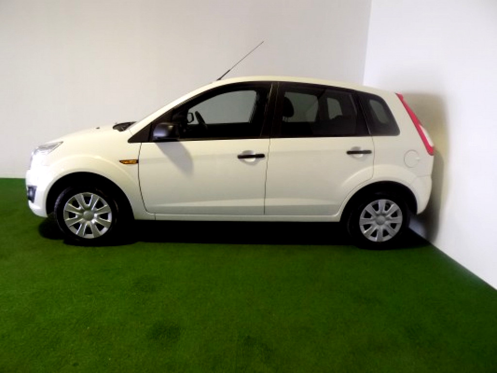 2016 Ford Figo 1 4 Ambiente At Imperial Select Menlyn