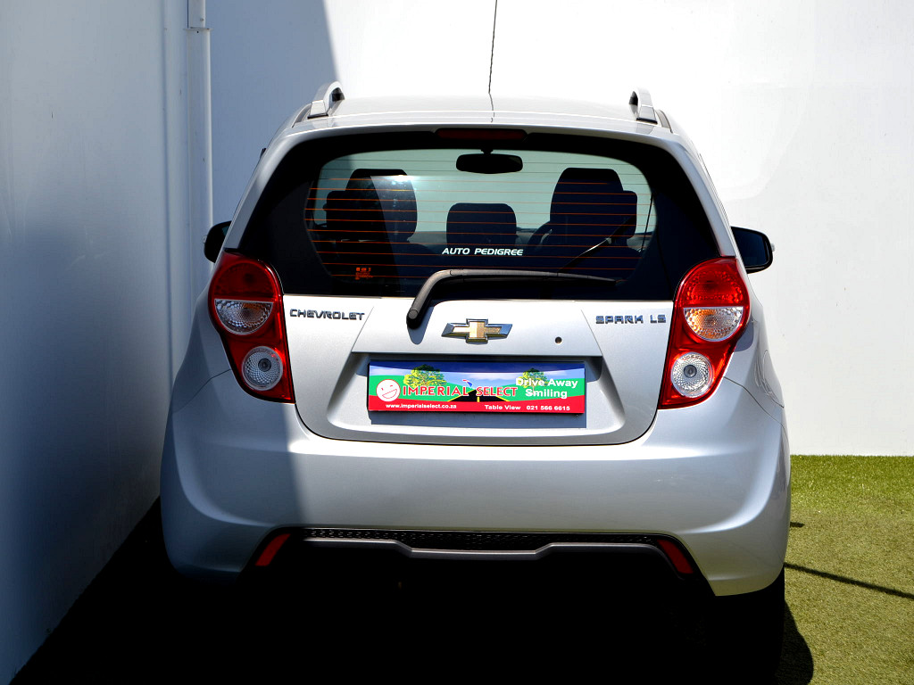 2015 CHEV SPARK 1.2 LS Now PRICED to GO @ R 109 900!!