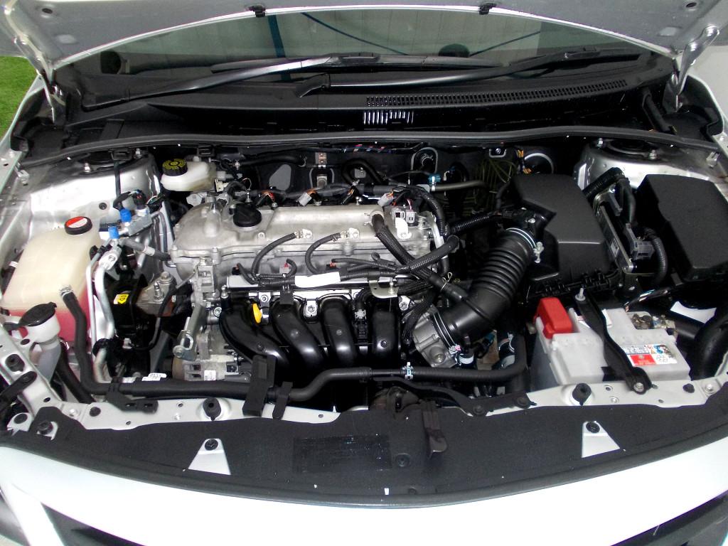 2015 Toyota Corolla Quest 1.6 A/T
