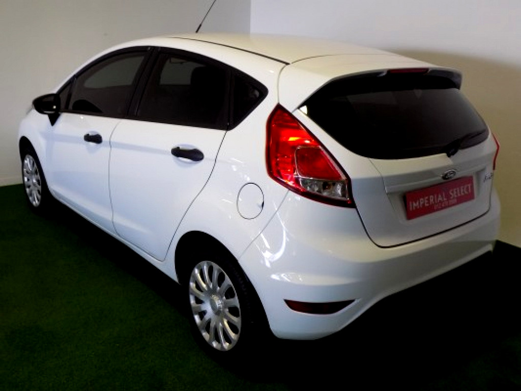 2016 Ford Fiesta 1.0 Ecoboost Ambiente 5Dr