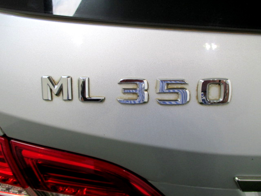 2013 MERCEDES ML ML 350 BlueTEC 4MATIC