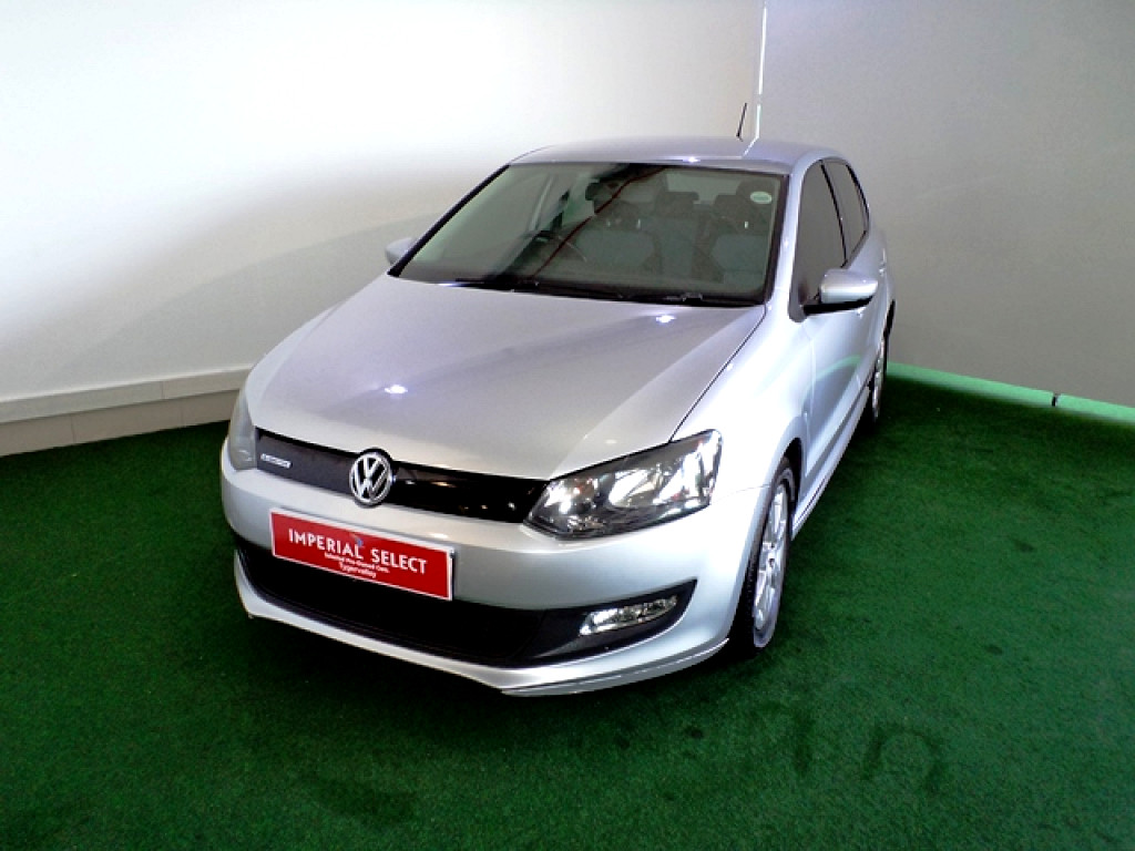 2012 volkswagen polo 1 2 tdi bluemotion 5dr at imperial select tygervalley. Black Bedroom Furniture Sets. Home Design Ideas