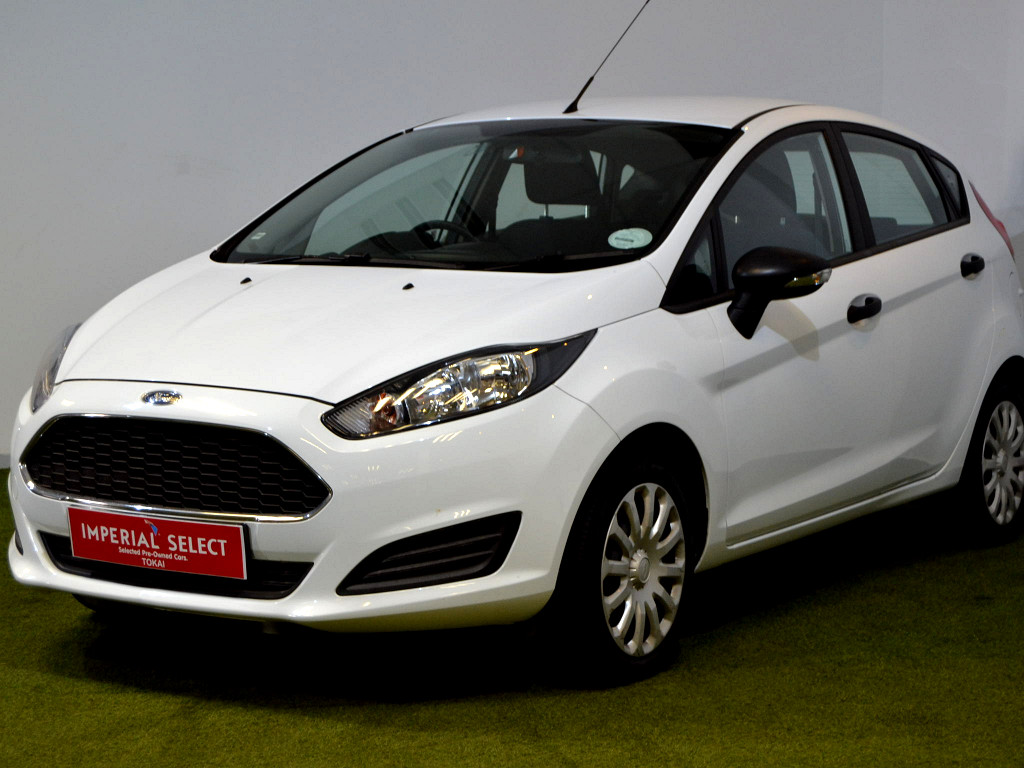 2016 ford fiesta 1 4 ambiente 5dr at imperial select tokai. Black Bedroom Furniture Sets. Home Design Ideas