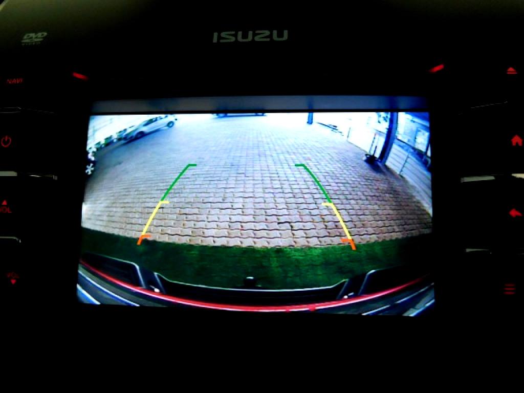 2016 ISUZU KB 300 D‑TEQ LX P/U D/C