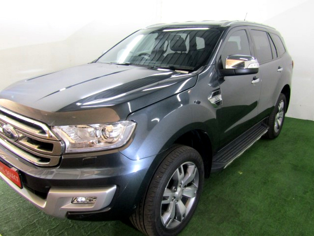 2016 EVEREST 3.2 TDCI 4X4 AT