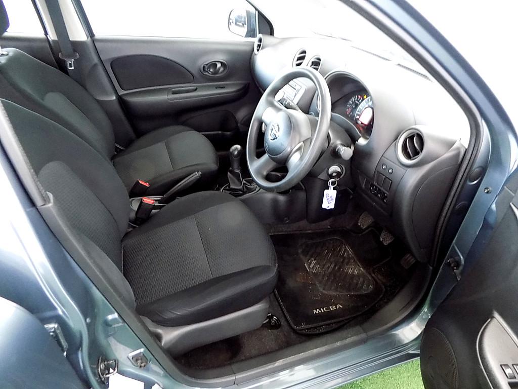 2011 Nissan Micra 1.2 Acenta 5Dr (D83)