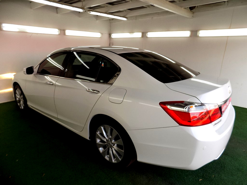 2016 HONDA ACCORD 2.0 i‑VTEC ELEGANCE 4‑DOOR AT