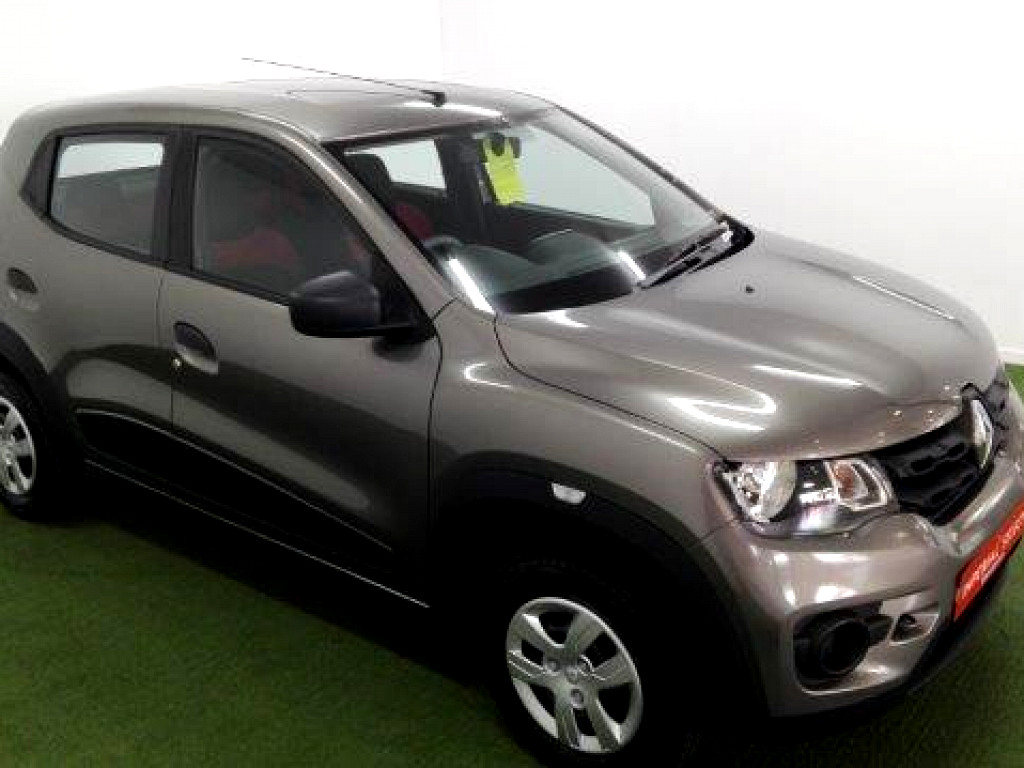 2018 Kwid 47kw Expression At Imperial Select Bloemfontein