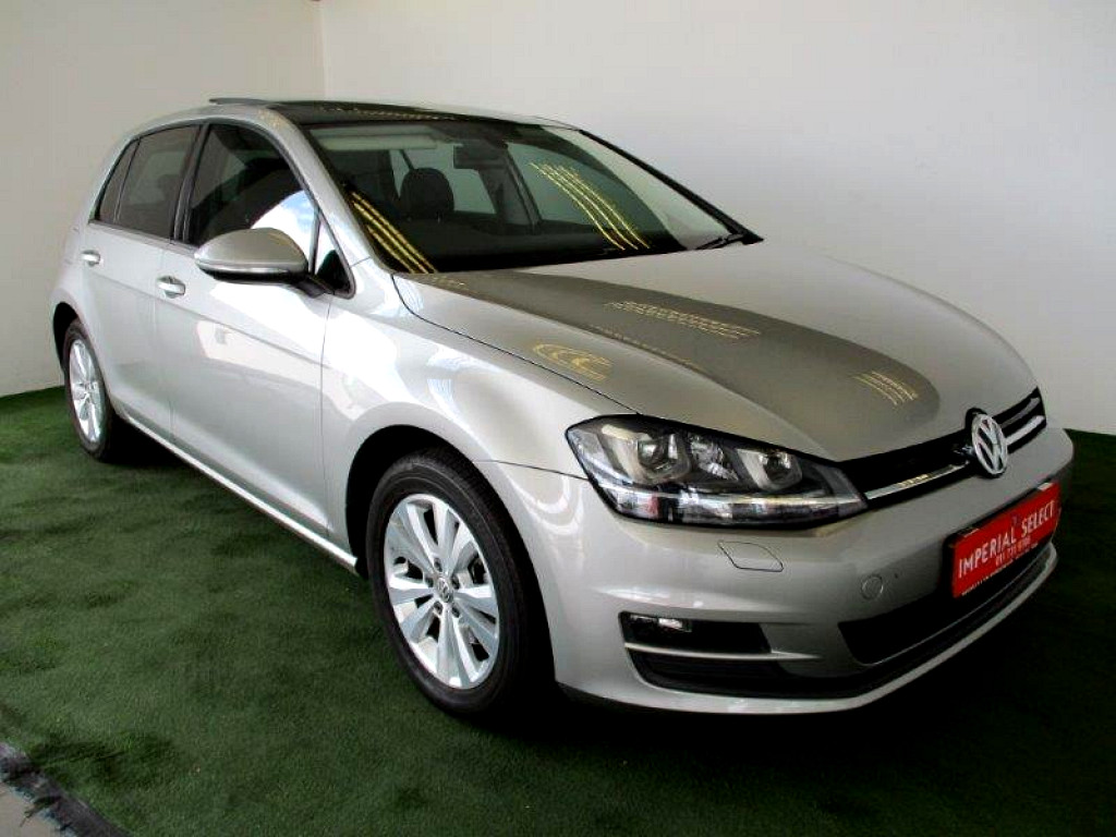2016 volkswagen golf 7 1 4 tsi comfortline dsg with sunroof at imperial select northcliff. Black Bedroom Furniture Sets. Home Design Ideas