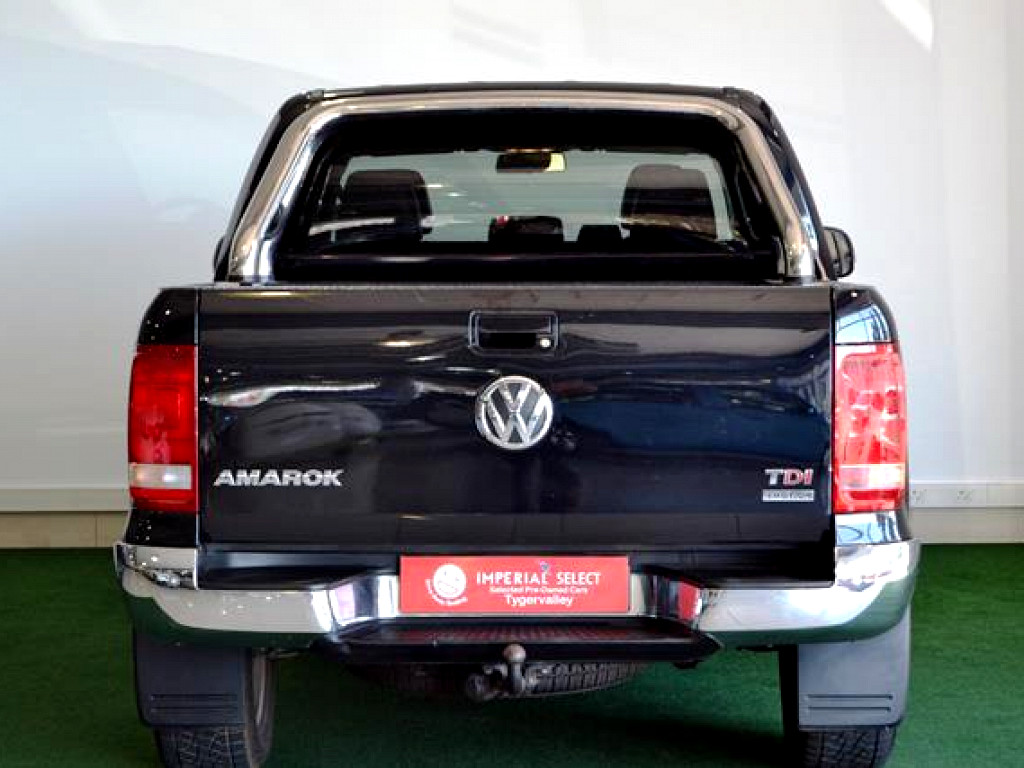 2015 VOLKSWAGEN AMAROK 2.0 BiTDi HIGHLINE 132KW 4MOT AUTO DOUBLE CAB