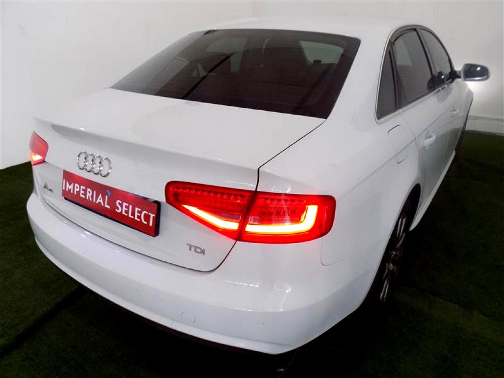 2014 AUDI A4 (B8) 2008‑ ON (B9)