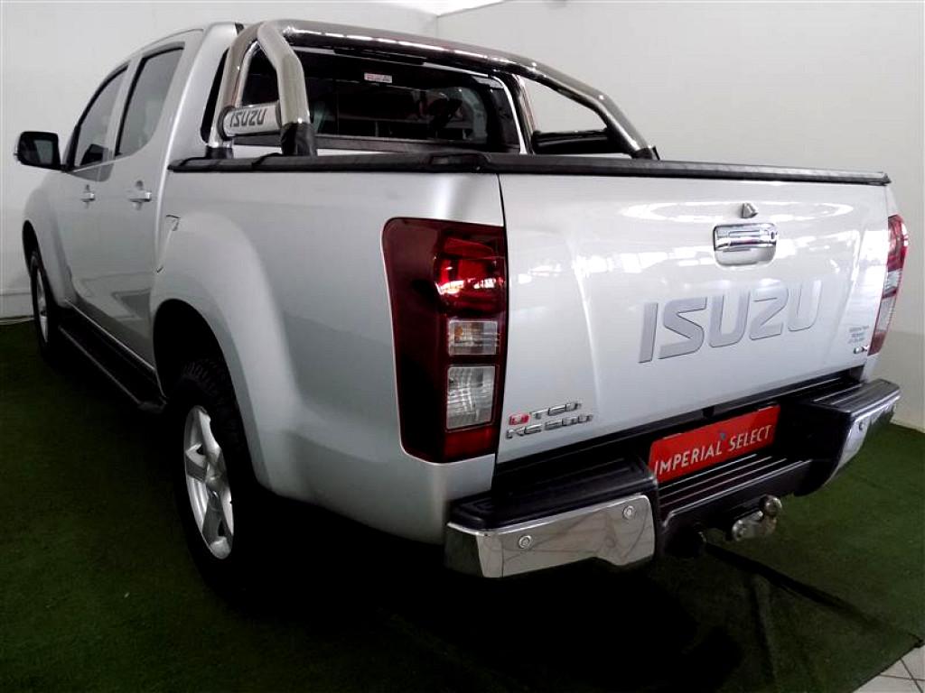 2016 ISUZU KB 300D TEQ LX AT PU DC