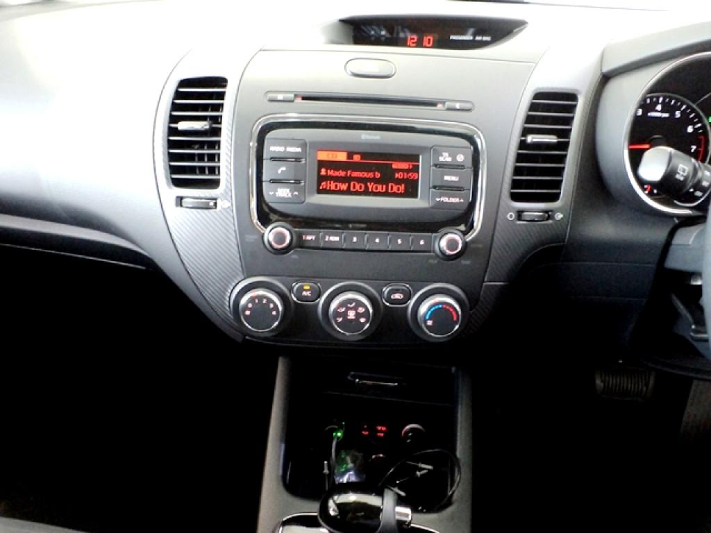 2018 CERATO YD 1.6 AUTO HATCH EX