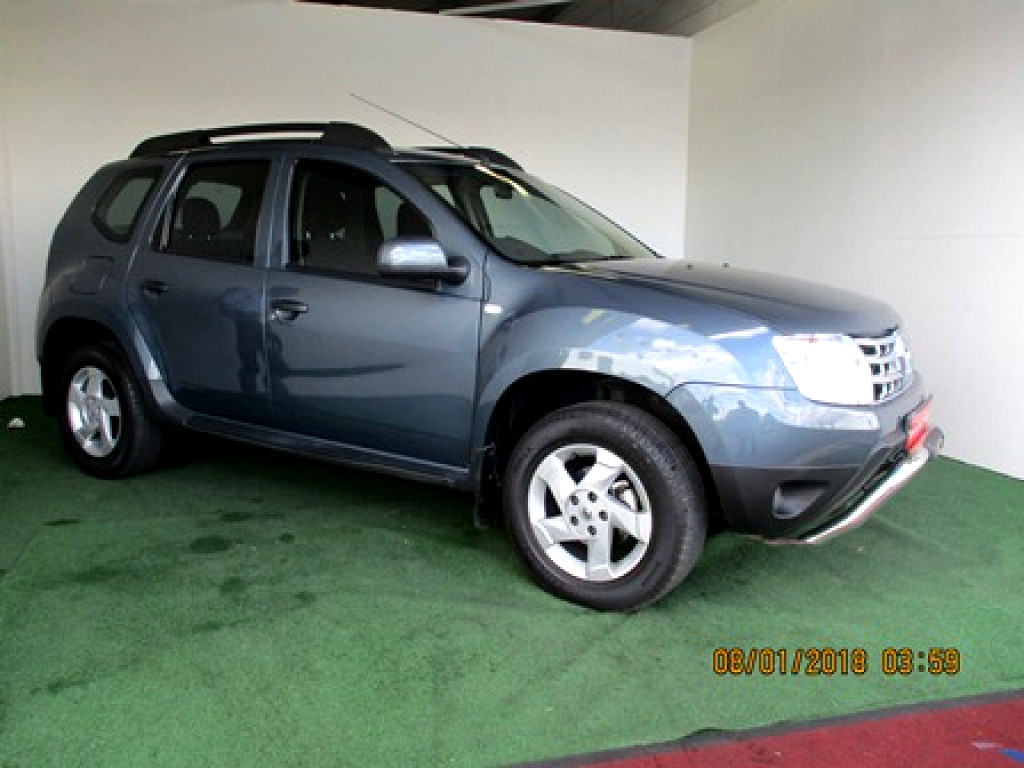 2014 DUSTER 1.6 EXPRESSION