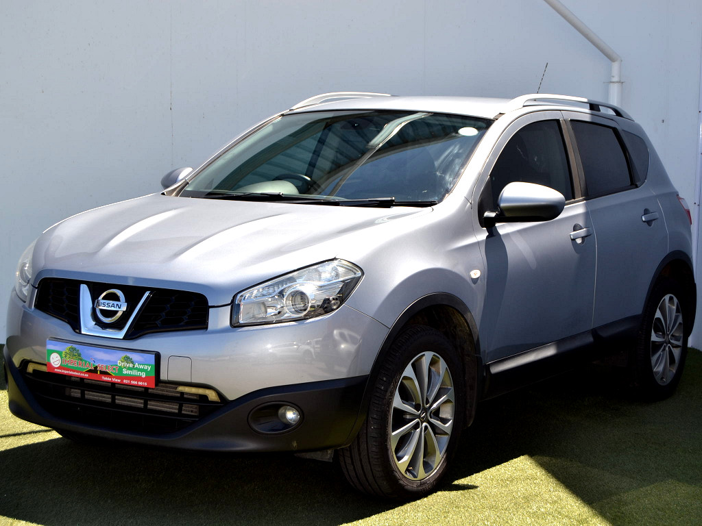 2011 nissan qashqai 2 0 dci acenta 4x4 now priced r 184. Black Bedroom Furniture Sets. Home Design Ideas