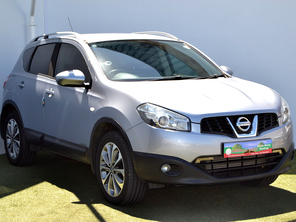 2011 NISSAN QASHQAI 2.0 DCi ACENTA 4X4 NOW priced @ R 194 900!!!