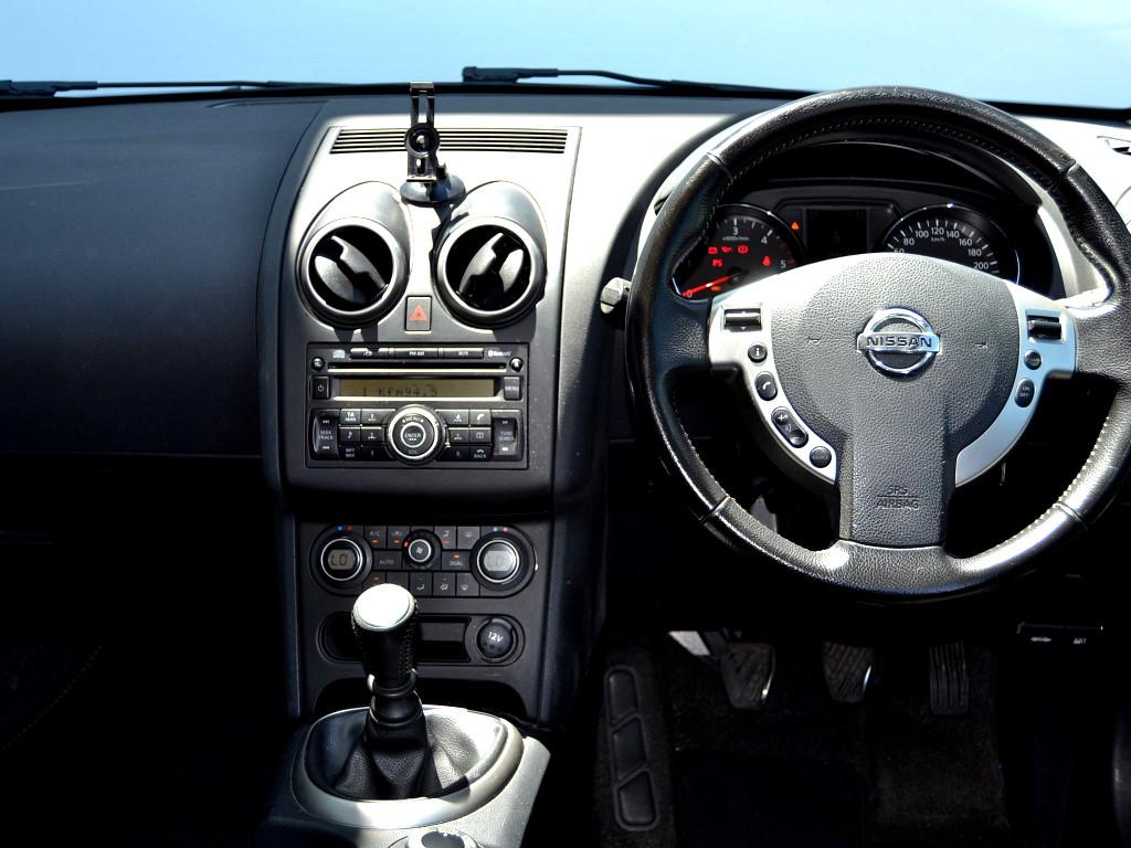 2011 NISSAN QASHQAI 2.0 DCi ACENTA 4X4 NOW priced @ R 194 900!!!