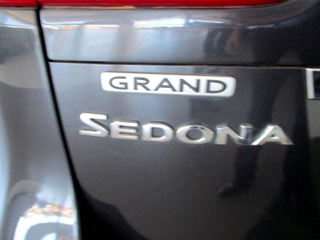 2015 KIA SEDONA 2.2 CRDi SXL 7‑SEATER AT