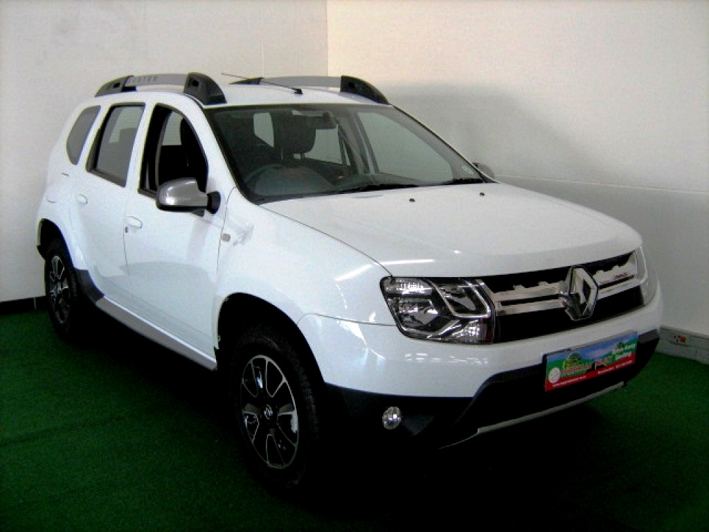 2018 renault duster duster 1 5 dci dynamique edc at imperial select brackenfell. Black Bedroom Furniture Sets. Home Design Ideas