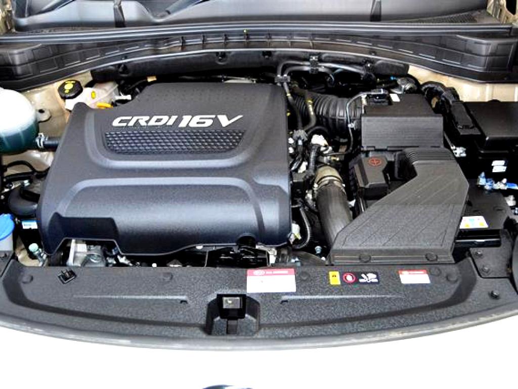 2018 SPORTAGE 2WD 2.0D AUTO EX +