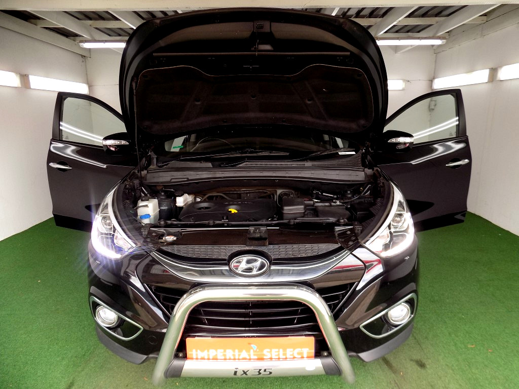2016 Hyundai Ix35 2.0 Executive