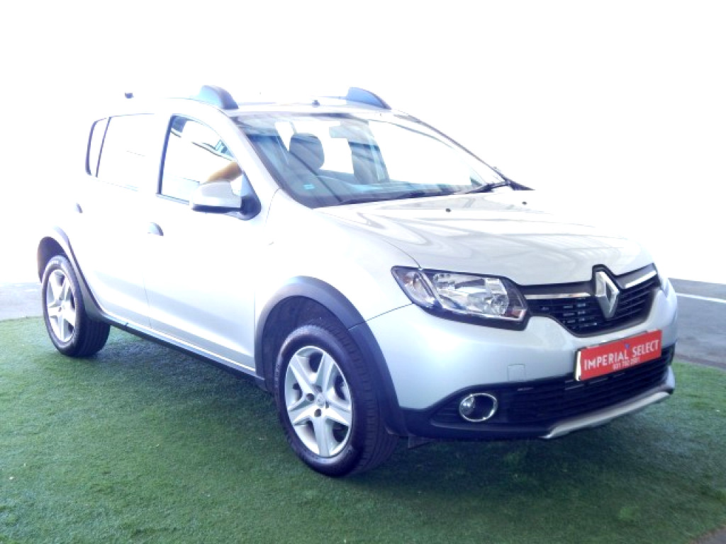 2015 NEW SANDERO 66KW TURBO STEPWAY