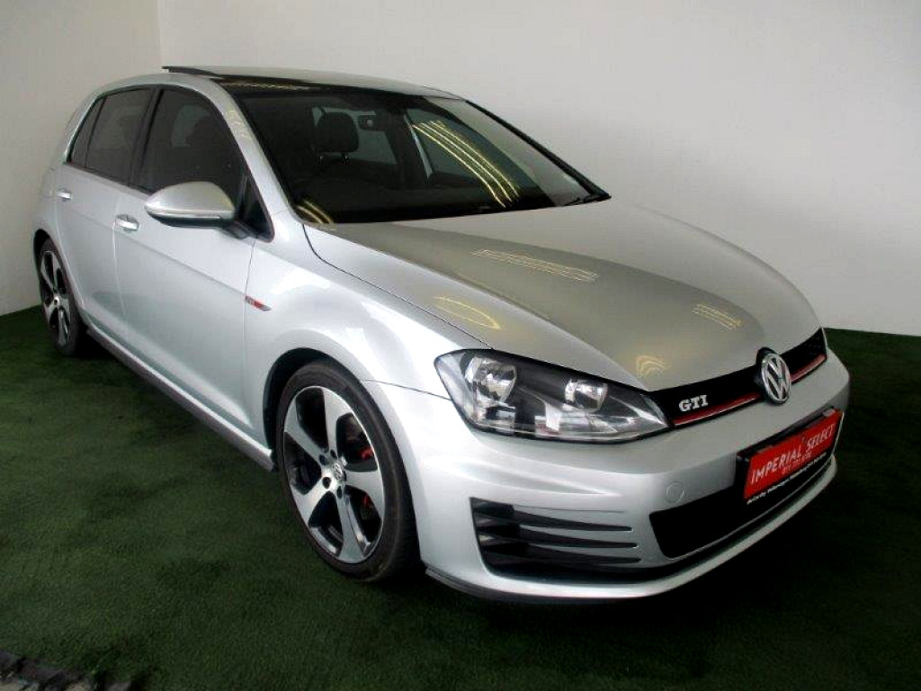 2016 volkswagen golf 7 2 0 tsi gti dsg at imperial select northcliff. Black Bedroom Furniture Sets. Home Design Ideas