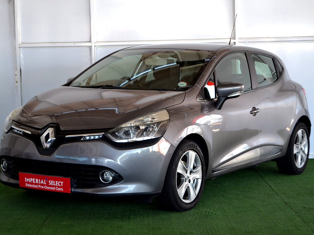 2014 renault clio 4 0 8 turbo expression at imperial select cape town. Black Bedroom Furniture Sets. Home Design Ideas
