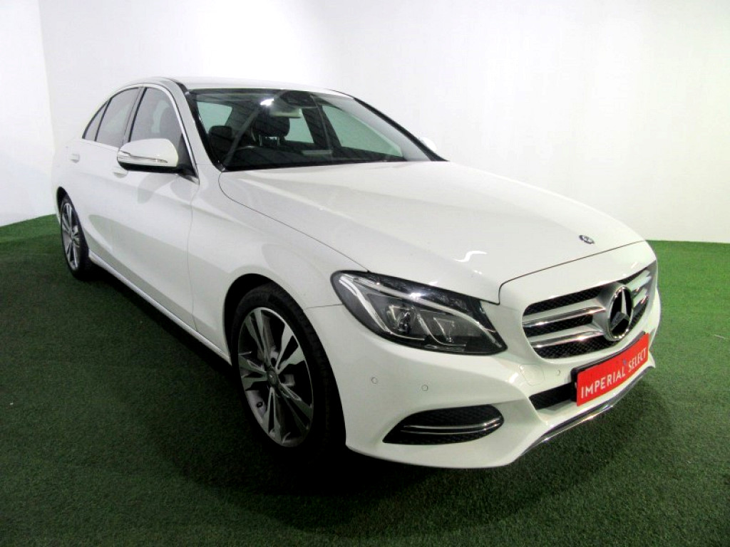 2014 Mercedes‑Benz C250 Bluetec