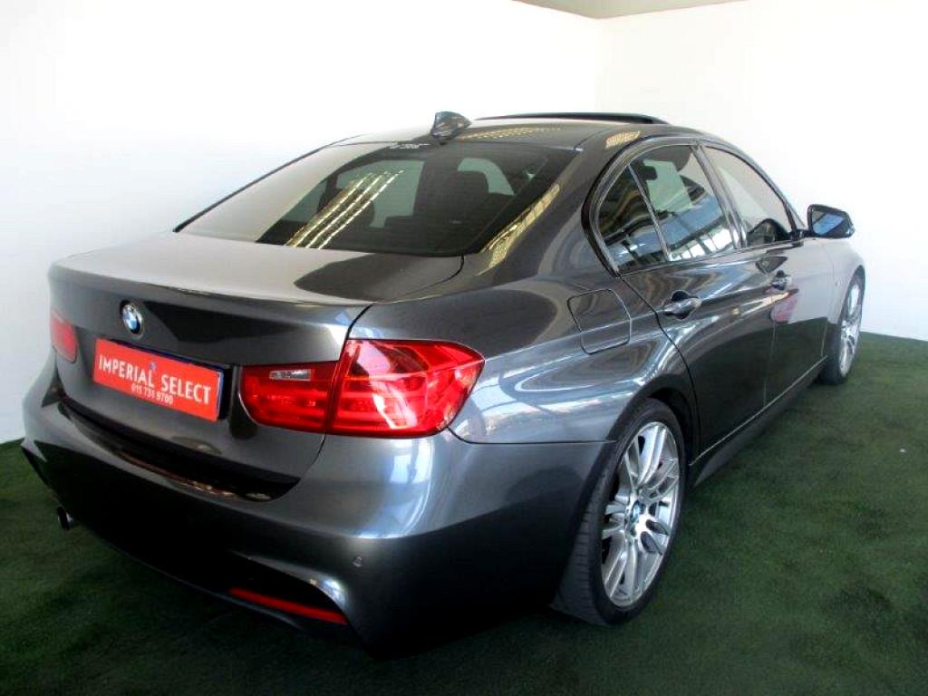 2014 BMW 3 SERIES SEDAN 320i M SPORT LINE STEPTRONIC