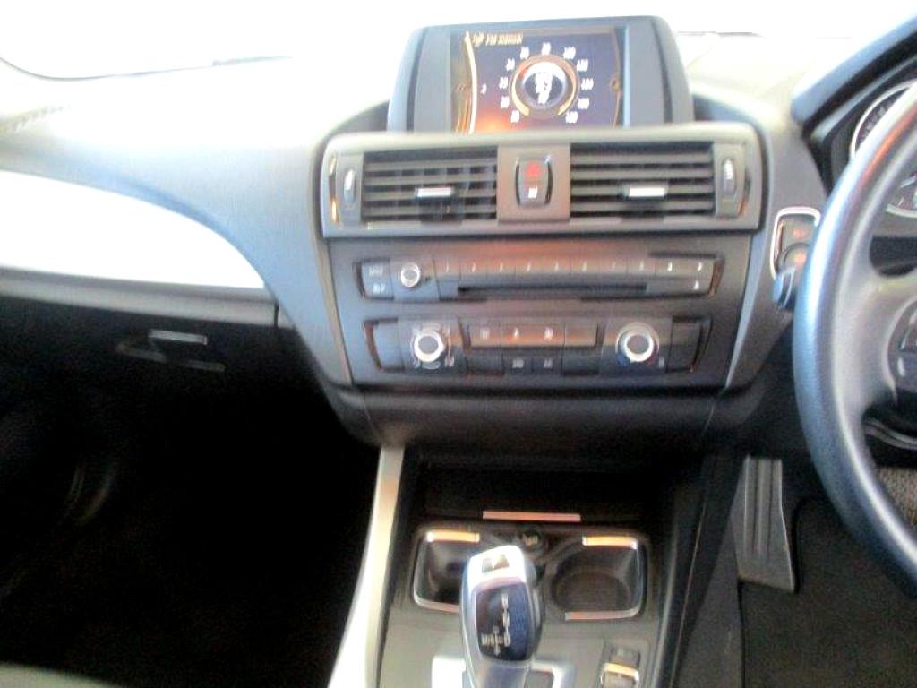 2014 BMW 1 SERIES 5‑DOOR 118i STEPTRONIC