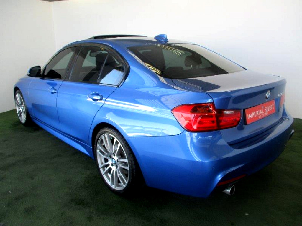 2014 BMW 320i M SPORT LINE STEPTRONIC