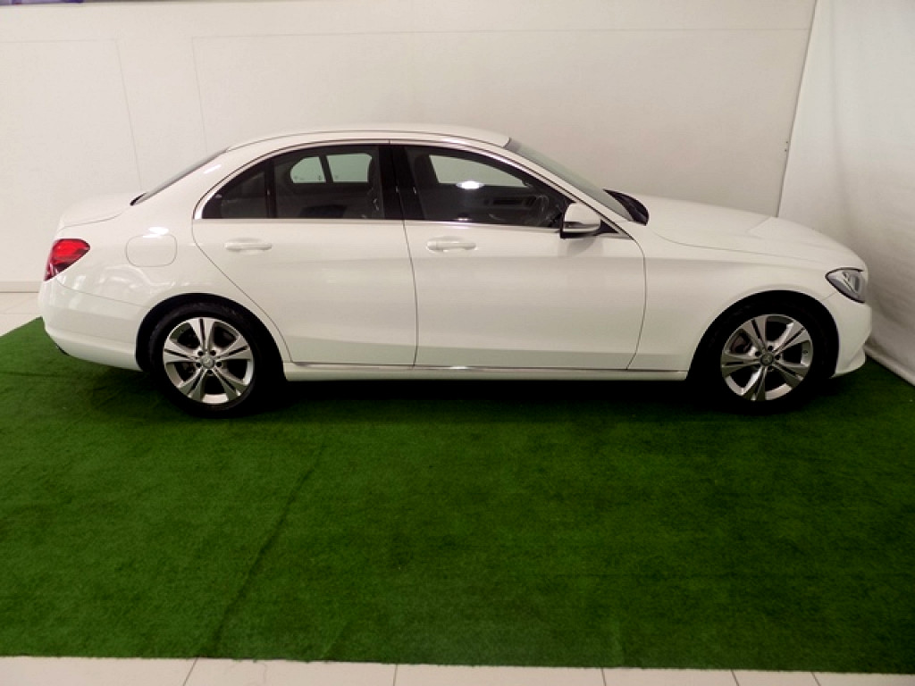 2016 MERCEDES C‑CLASS SEDAN C 180 BE AVANTGARDE 7G‑TRONIC PLUS