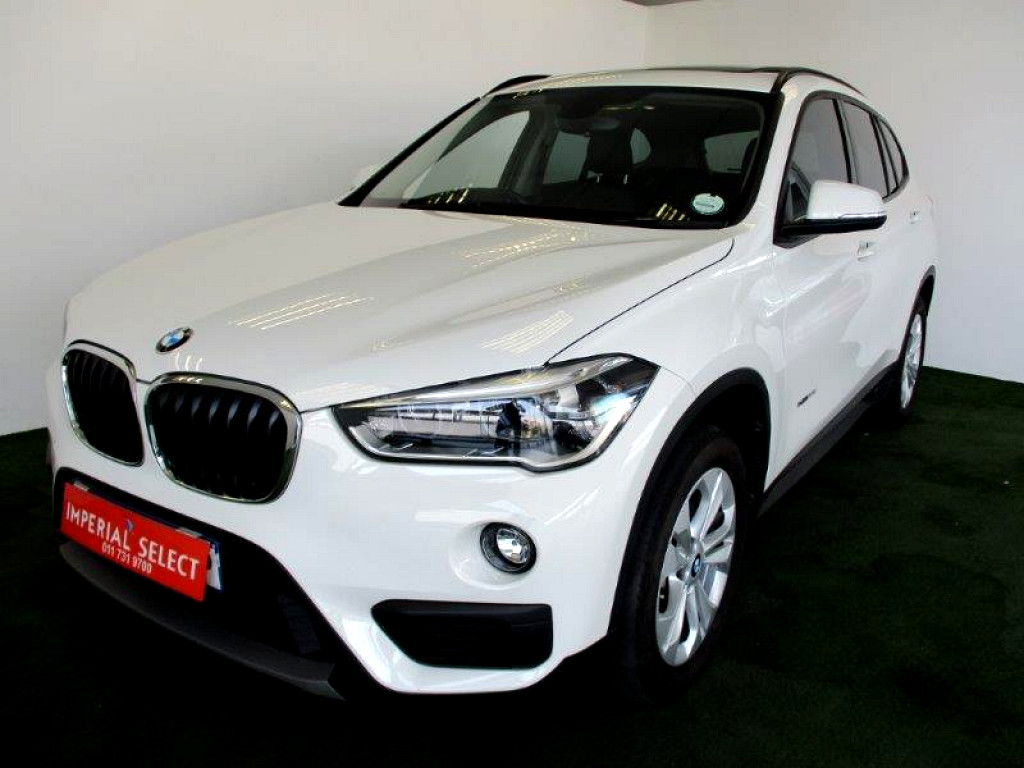 2016 bmw x1 xdrive20i a t f48 at imperial select northcliff. Black Bedroom Furniture Sets. Home Design Ideas