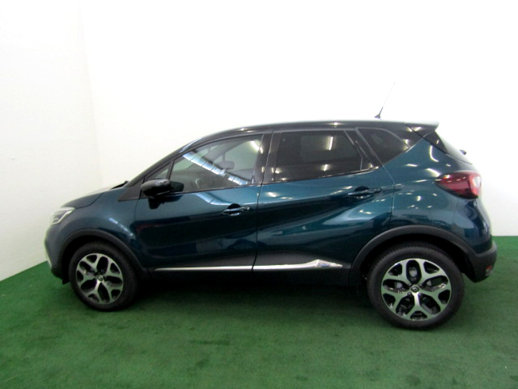 2018 Captur PH2 66kW Turbo Dynamique