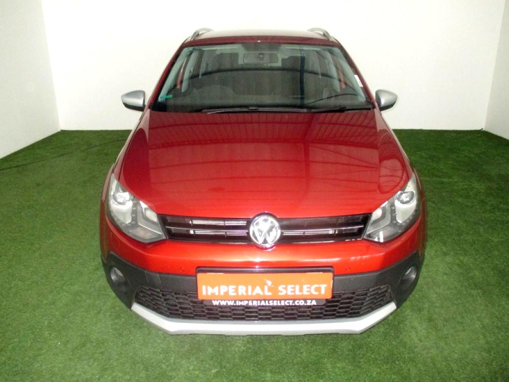 2015 Volkswagen Polo Cross 1.2 TSI