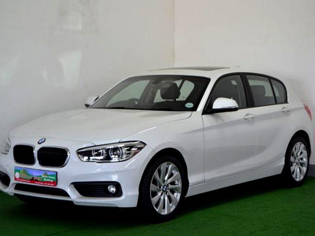 2016 Bmw 1 Series 118i Steptronic At Imperial Select